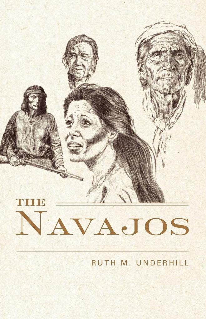 The Navajos als Taschenbuch