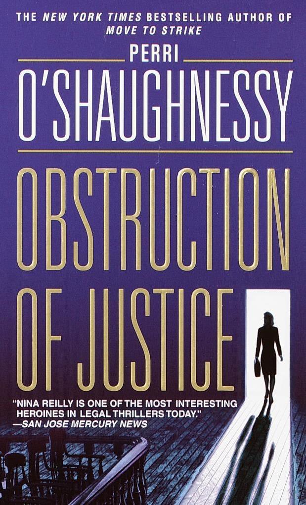 Obstruction of Justice als Taschenbuch