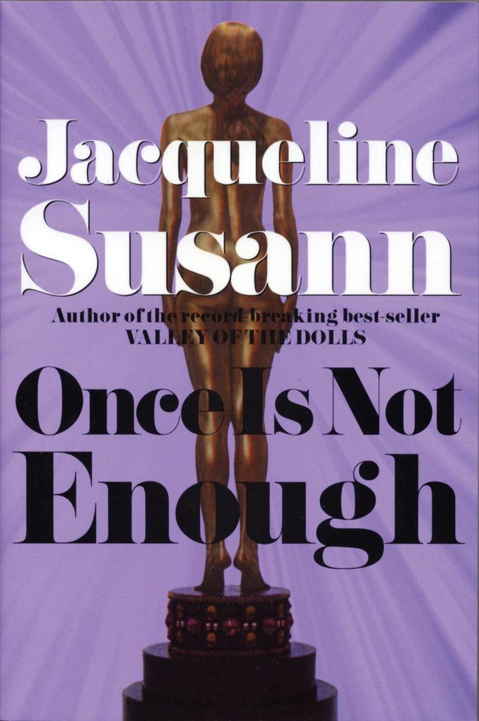 Once Is Not Enough als Taschenbuch