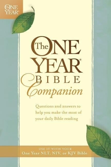 The One Year Bible Companion als Taschenbuch