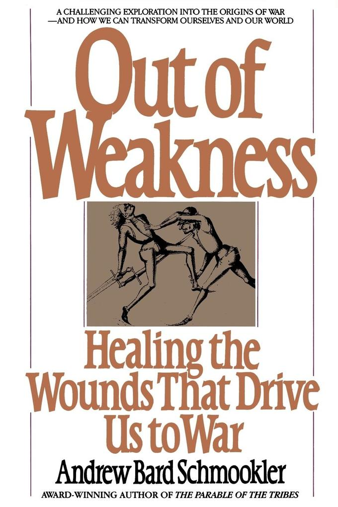 Out of Weakness als Buch (kartoniert)