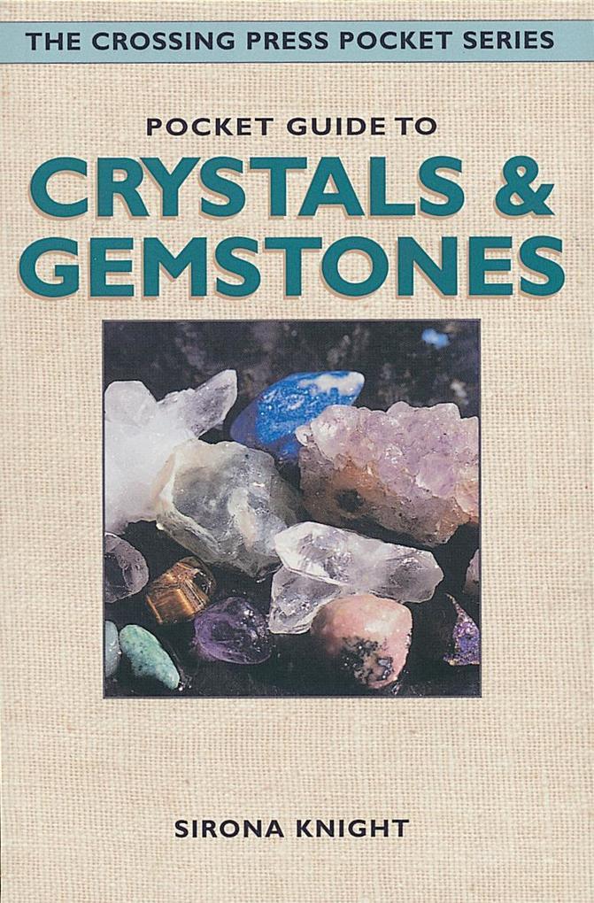 Pocket Guide to Crystals & Gemstones als Taschenbuch