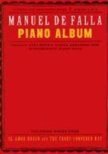 Manuel de Falla - Piano Album als Taschenbuch