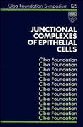 Junctional Complexes of Epithelial Cells