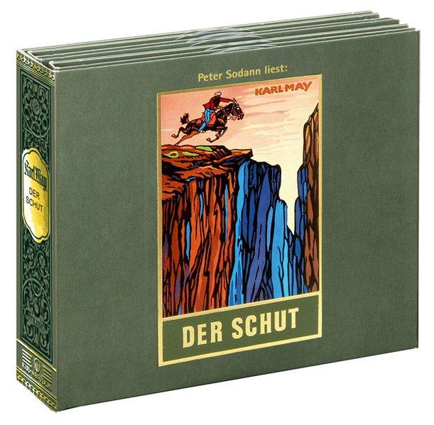Der Schut, 14 Audio-CDs als Hörbuch CD