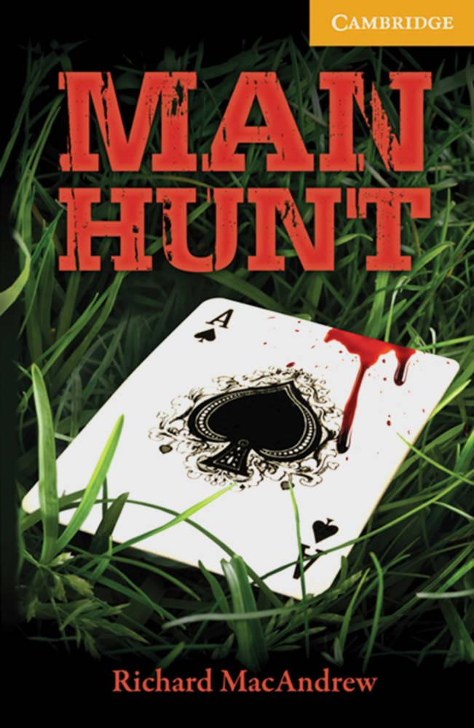 Man Hunt als Buch (kartoniert)