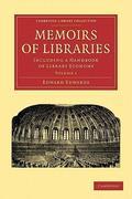 Memoirs of Libraries 3 Volume Paperback Set