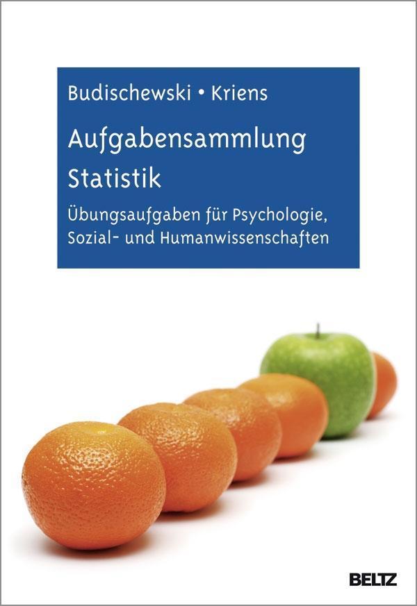 Aufgabensammlung Statistik als Buch