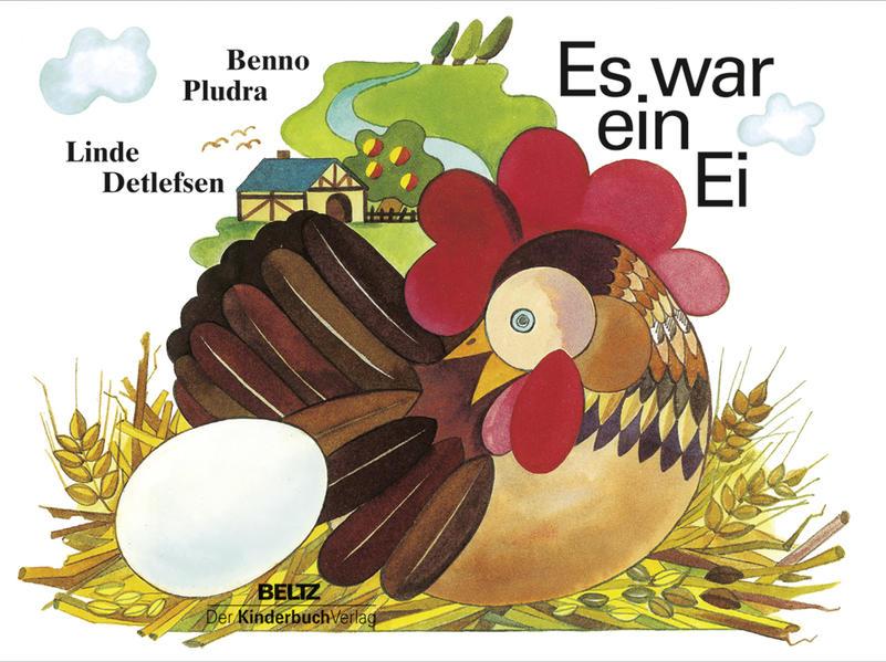 Es war ein Ei als Buch (kartoniert)