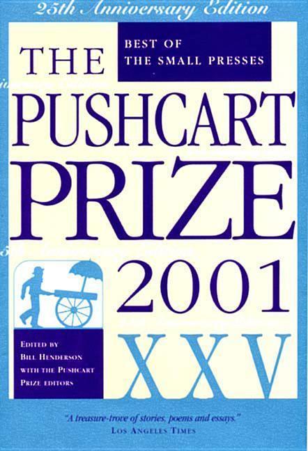 The Pushcart Prize als Buch (gebunden)