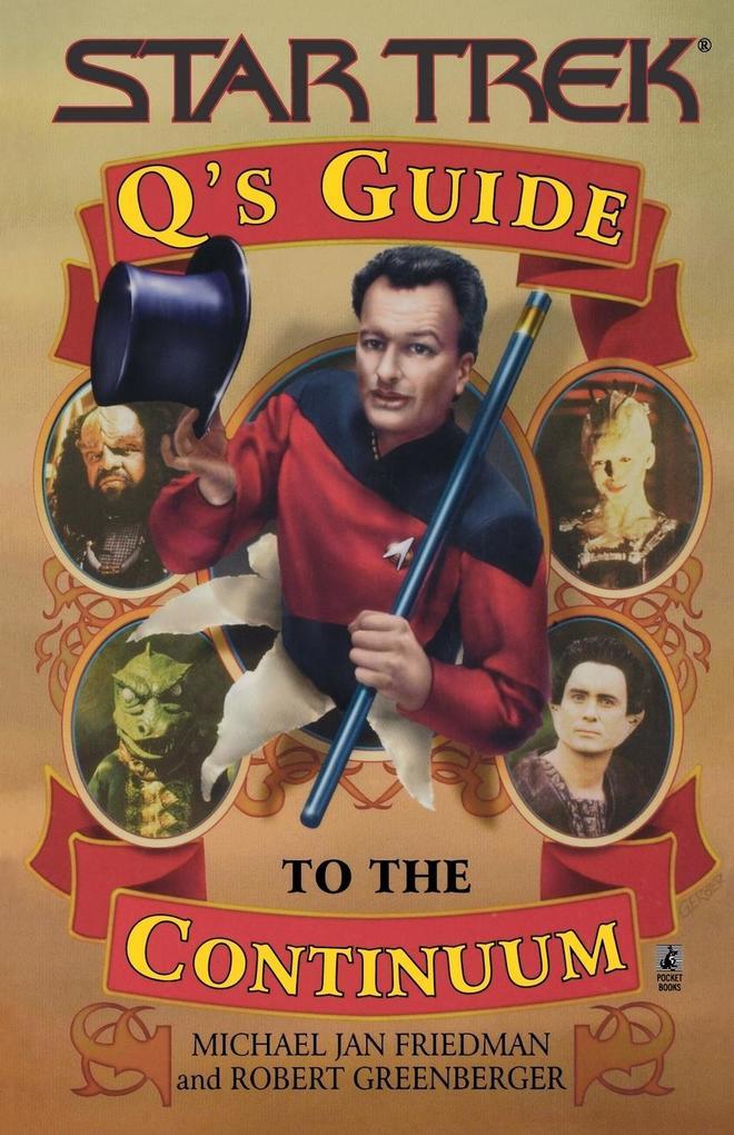 Q's Guide to the Continuum als Taschenbuch