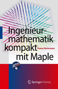 Ingenieurmathematik kompakt mit Maple