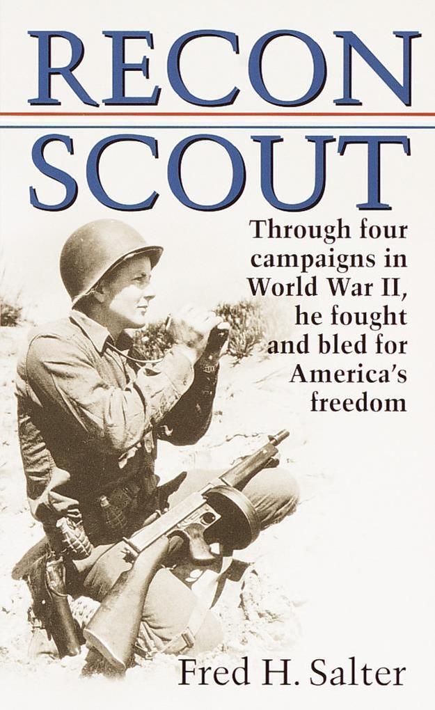 Recon Scout als Taschenbuch