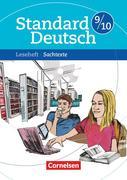 Standard Deutsch 9./10. Schuljahr Sachtexte