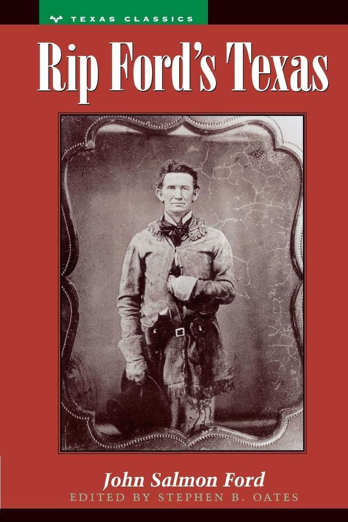 Rip Ford's Texas als Taschenbuch