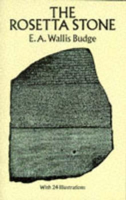 The Rosetta Stone als Taschenbuch