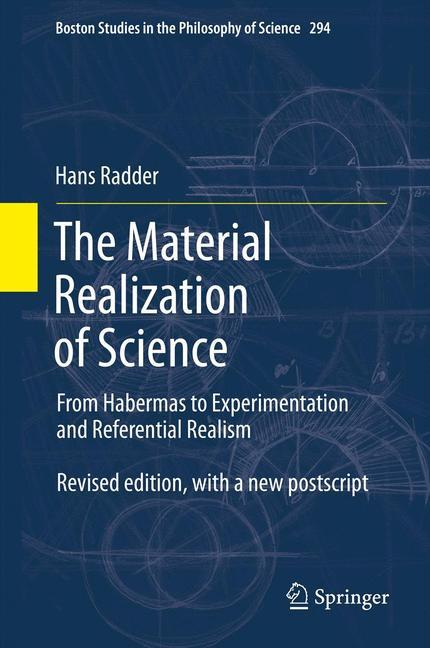 The Material Realization of Science als Buch (gebunden)