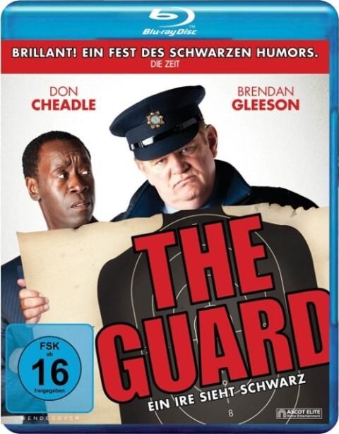 The Guard - Ein Ire sieht schwarz als Blu-ray