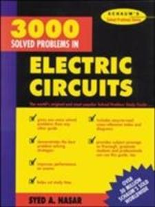 3,000 Solved Problems in Electrical Circuits als Buch (gebunden)