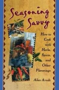 Seasoning Savvy als Taschenbuch