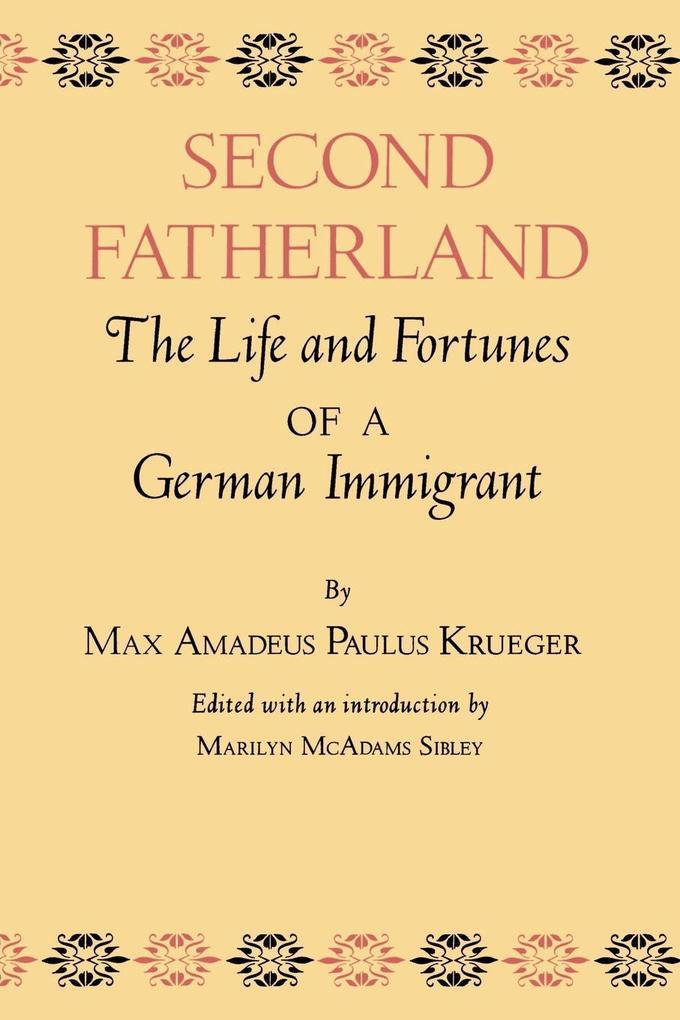 Second Fatherland als Taschenbuch