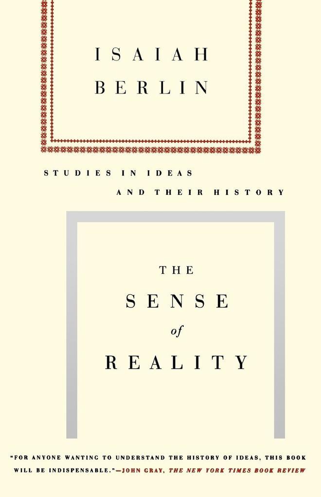 The Sense of Reality als Buch (kartoniert)
