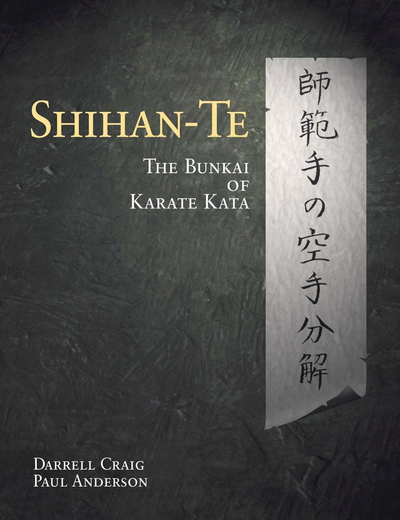 Shihan Te als Taschenbuch