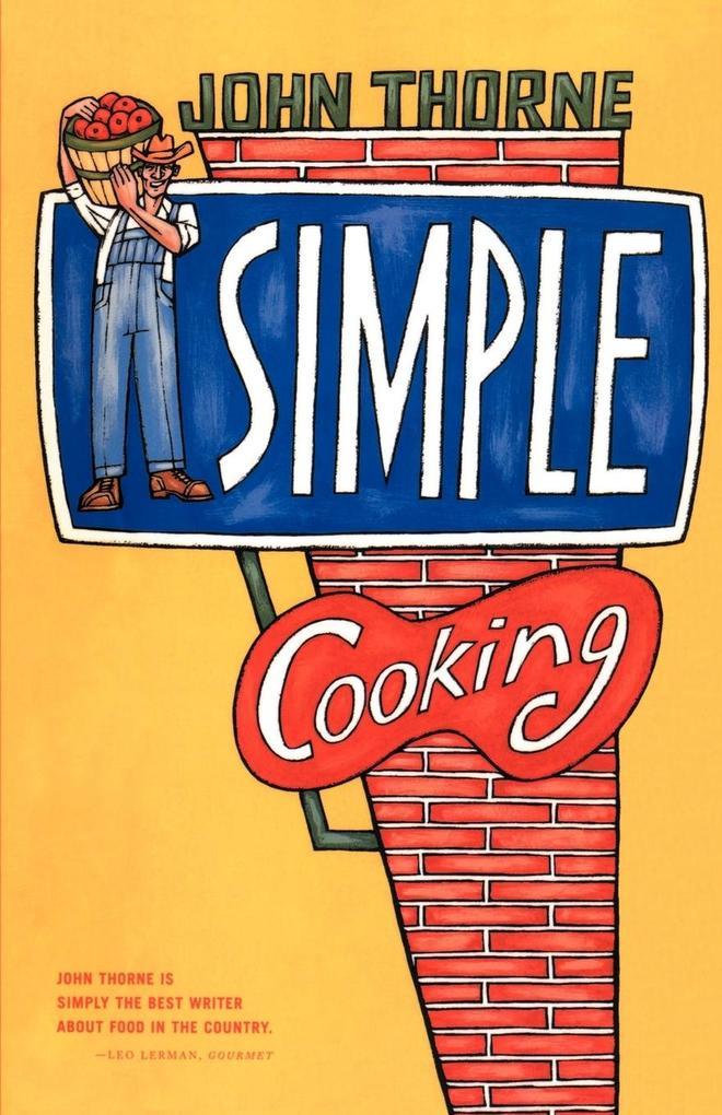 Simple Cooking als Taschenbuch