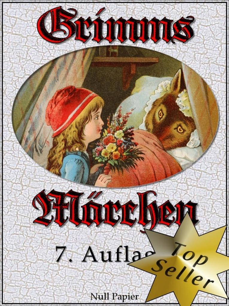 Grimms Märchen als eBook epub