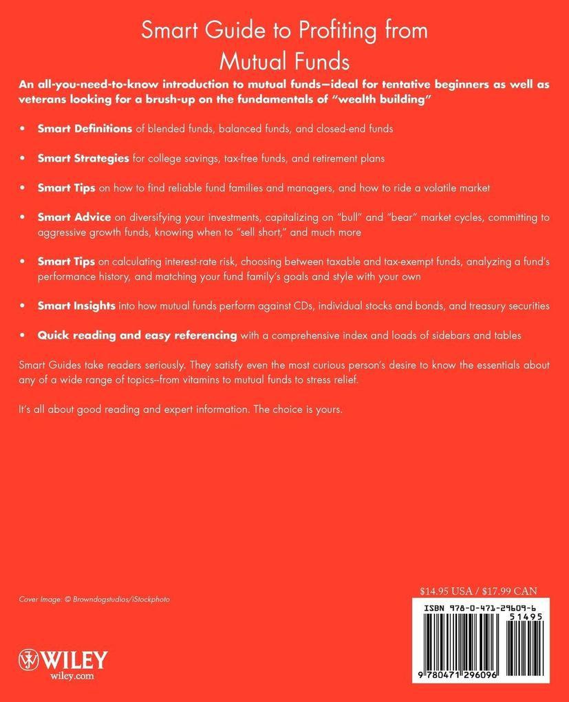 Smart Guide Mutual Funds als Taschenbuch