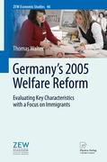 Germany's 2005 Welfare Reform