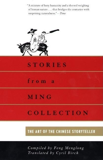Stories from a Ming Collection als Taschenbuch