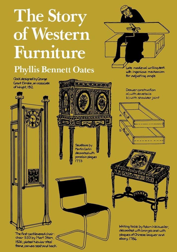 The Story of Western Furniture als Taschenbuch
