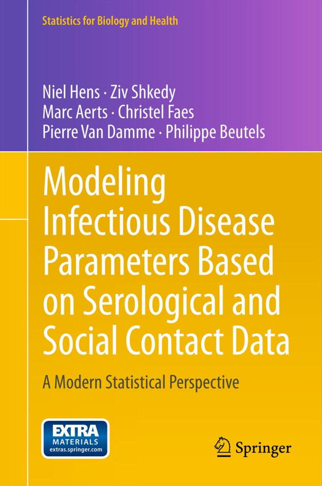 Modeling Infectious Disease Parameters Based on Serological and Social Contact Data als Buch (gebunden)