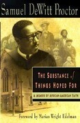Substance of Things Hoped for: A Memoir of African-American Faith