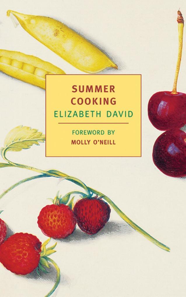 Summer Cooking als Taschenbuch