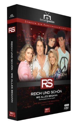 Reich und schön als DVD