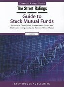 Thestreet Ratings' Guide to Stock Mutual Funds, Fall 2012
