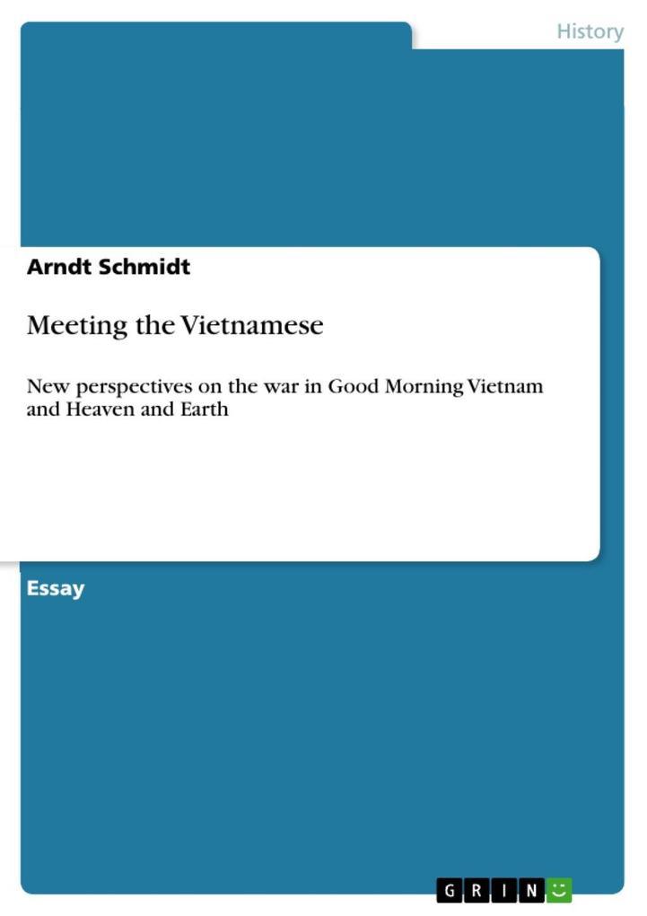 Meeting the Vietnamese als eBook epub
