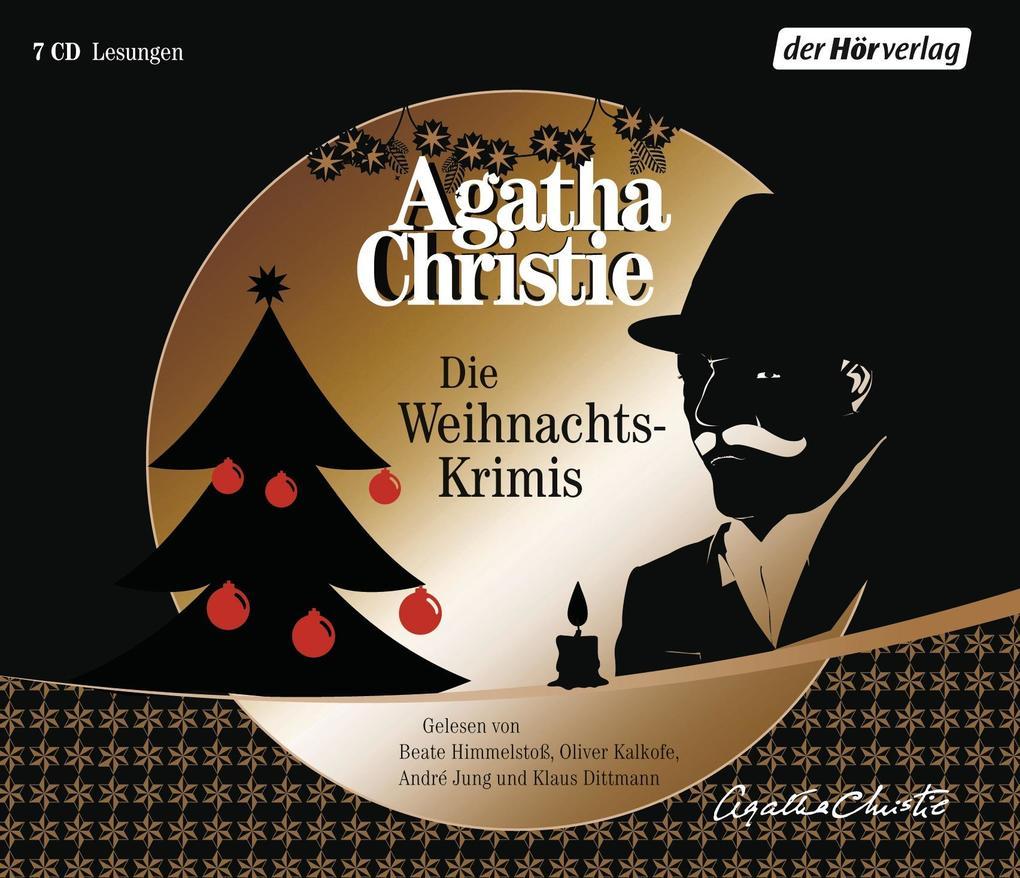 Die Weihnachts-Krimis als Hörbuch CD