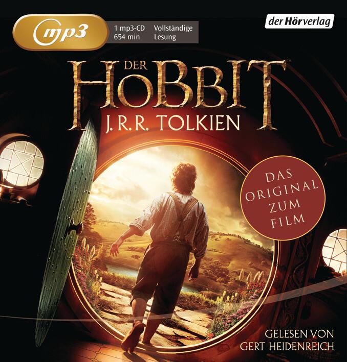 Der Hobbit als Hörbuch CD