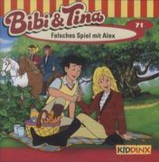 Bibi & Tina - Falsches Spiel mit Alex, 1 Audio-CD
