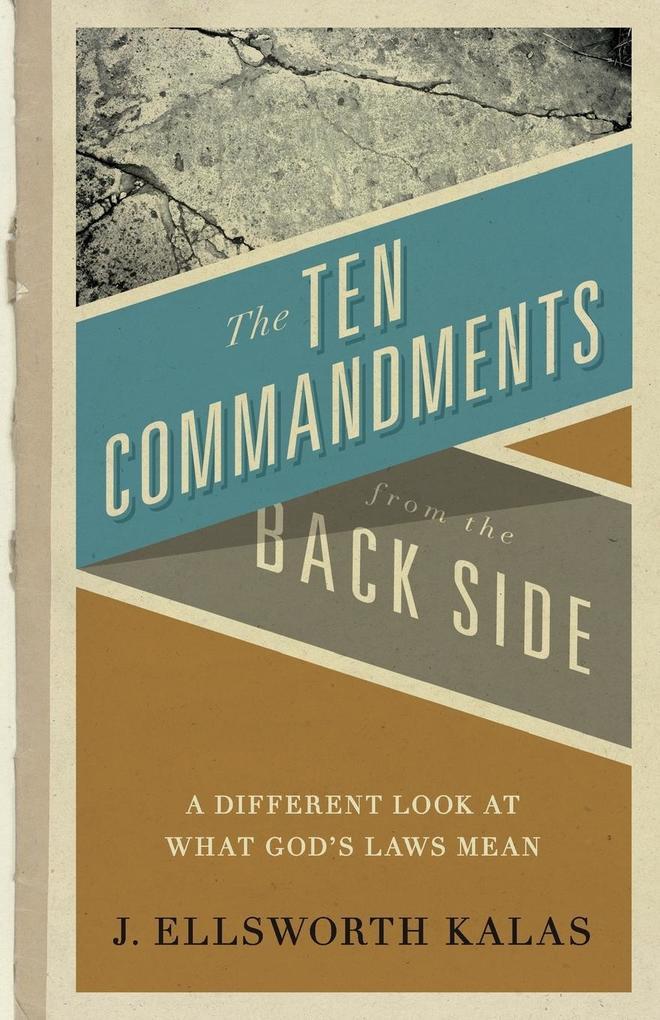 Ten Commandments from the Back Side als Taschenbuch