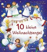 10 kleine Weihnachtsengel