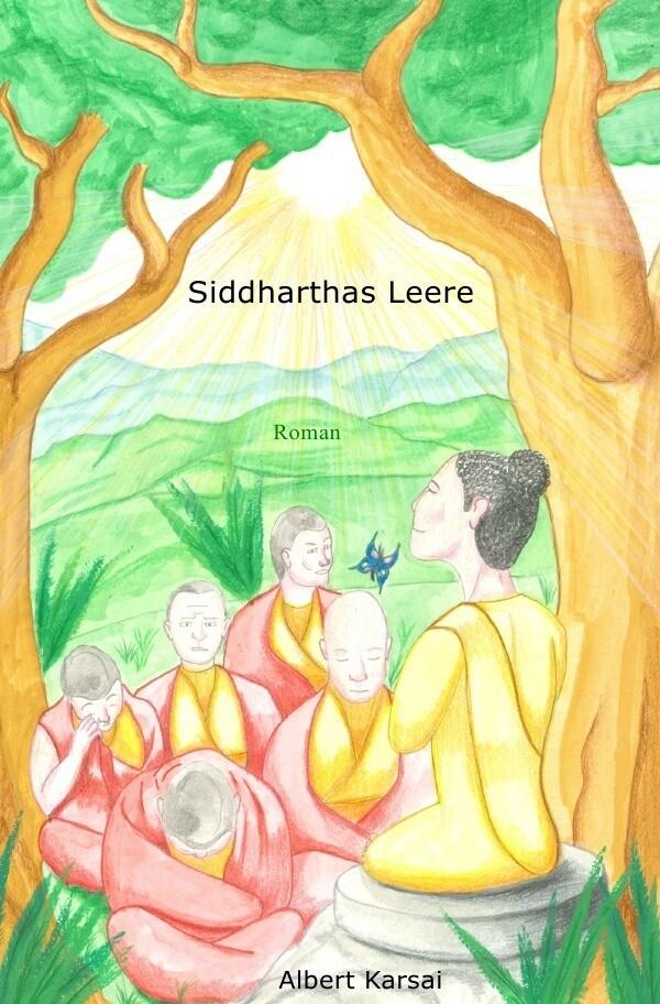Siddharthas Leere als Buch (kartoniert)