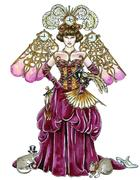 Steampunk Paper Dolls