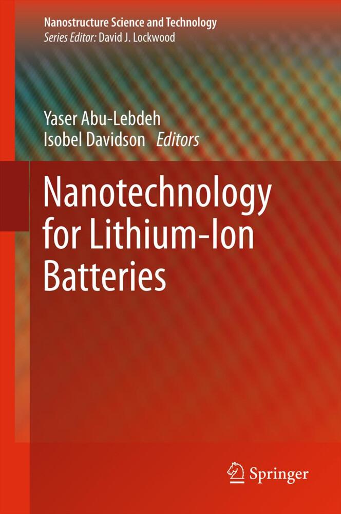 Nanotechnology for Lithium-Ion Batteries als Buch (gebunden)