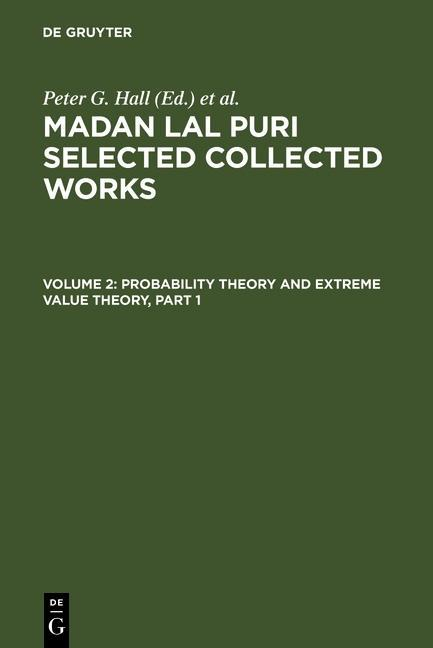 Probability Theory and Extreme Value Theory als eBook pdf