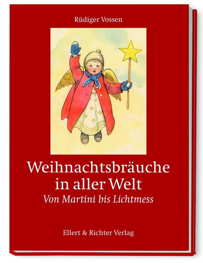 Weihnachtsbräuche in aller Welt als Buch (kartoniert)