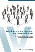 Relationship Management Balanced Scorecard